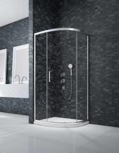 MERLYN DWH03DH Ionic Essence - Framed 1 Door Quadrant 900mm