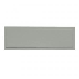 Burlington E24FO Arundel Bath Side Panel 1700mm - Dark Olive