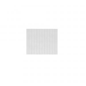 Burlington E25EW Arundel Bath End Panel 700mm - Matt White