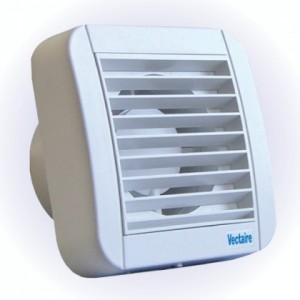Vectaire ECO1003 ECO 100mm 3 Speed Extractor Fan