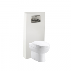 Imex Ceramics ECWCFCWG Echo Concealed Cistern Cover 1150 x 550mm White Gloss