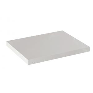 Imex Ceramics ECWT120WG Echo Worktop 1200x450mm White Gloss