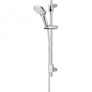 BRISTAN EVO Shower Kit with Large Multi Function Handset Chrome Plated