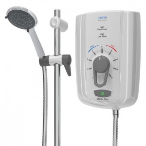 Triton 349206 Omnicare Design 8.5kW Electric Shower with Extended Kit