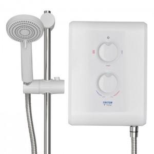 Triton 349448WC T70z Electric Shower 7.5kw White