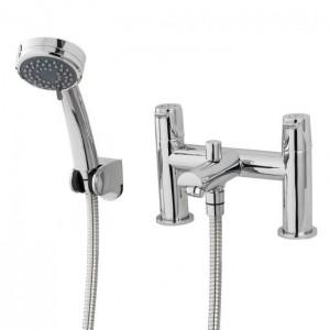 Triton 349609 Dene Bath Shower Mixer Chrome