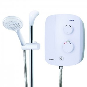 Triton 34927401 AS2000SR Silent Running Thermostatic Power Shower