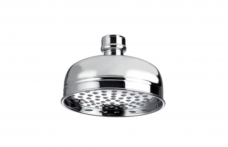 BRISTAN Traditional 145mm Round Fixed Head Chrome