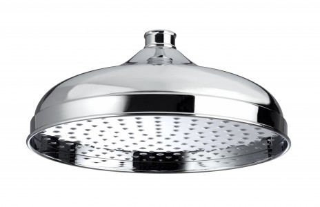 BRISTAN Traditional 300mm Round Fixed Head Chrome