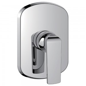 Flova FNSHVO Fusion Concealed Manual Shower Mixer (Large Plate)