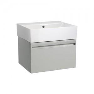 Tavistock FR50WG Forum 50cm Wall Vanity Unit - Light Grey