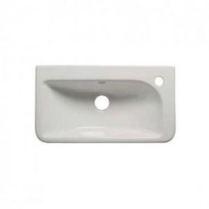 Tavistock Agenda Basin 54 x 16h x 30cm. One right hand tap hole - White [G2SCBAS]
