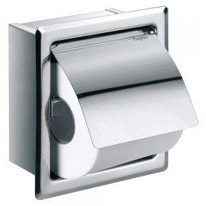 Flova GL8965 Gloria Concealed Toilet Roll Holder