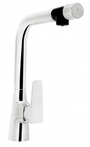 BRISTAN Gallery Pure Sink Mixer With Filter
