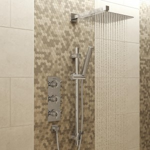 BRISTAN Complete Glorious Shower Pack