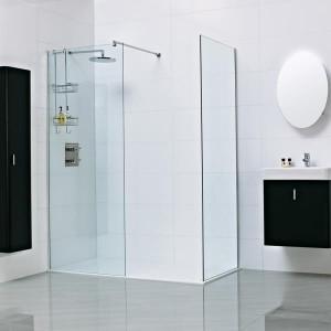 HAVEN H3SP10CS Haven6 8mm wet room panel 1000mm