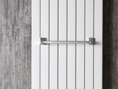 Redroom 400mm Magnetic Towel Rail - Chrome  [HDY1C]