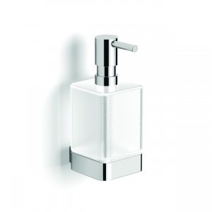 HIB ACATCH04 Atto (Chrome) Wall Mounted Soap Dispenser 170 x 70mm