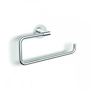 HIB ACNACH03 Nano (Chrome) Towel Ring 100 x 290mm