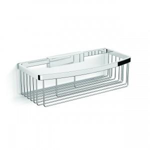 HIB ACSBCH06 (Chrome) Shower basket traditional 80 x 260mm