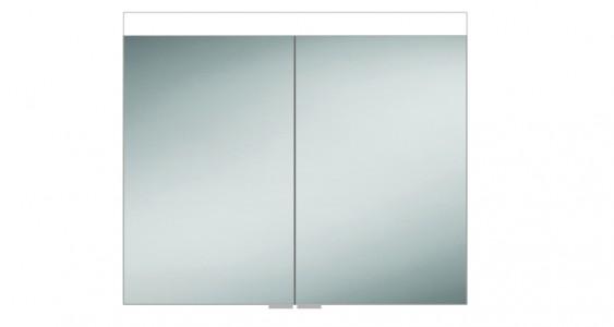 HIB 47300 Apex 100 LED Charging Mirrored Cabinet 750 x 1000mm