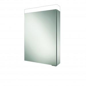 HIB 47000 Apex 50 LED Charging Mirrored Cabinet 750 x 500mm