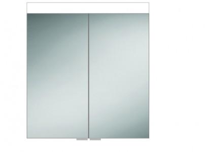 HIB 47200 Apex 80 LED Charging Mirrored Cabinet 750 x 800mm
