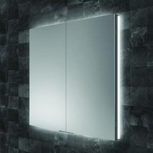 HIB 53100 Atrium 60 Semi-Recessed Cabinet 700 x 600mm