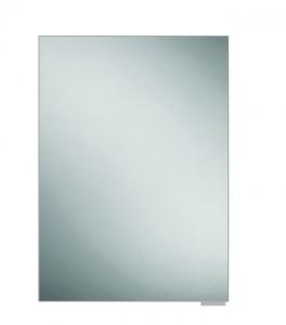 HIB 45100 Eris 50 Aluminium Mirrored Cabinet 700 x 500mm
