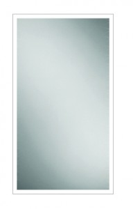 HIB 78400000 Globe 45 LED Illuminated Mirror 800/450 x 450/800mm