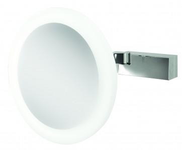 HIB 21400 Libra LED Magnifying Mirror 200mm