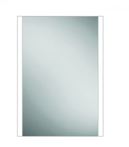 HIB 51800 Paragon 50 LED Demisting Mrrored Cabinet 700 x 564mm