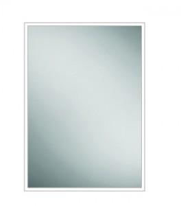 HIB 46400 Qubic 50 LED Mirrored Cabinet 700 x 500mm