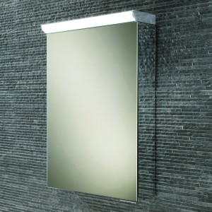 HIB 44700 Spectrum LED Mirrored Cabinet with Mirrored Sides 700 x 500mm
