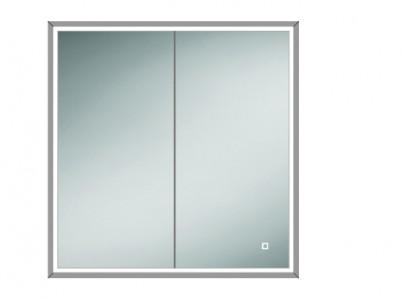HIB 47800 Vanquish 80 LED Demisting Mirrored Cabinet 730 x 830mm