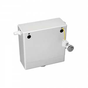 Imex Ceramics HIDECISTN Compact Hideaway Concealed Cistern White