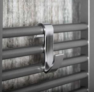 Redroom Towel Hook - Chrome  [HOO3C]
