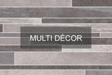 Plumbline Cheviot Glazed Porcelain Tile 600x300mm Mixed Decor ICPCMDEC