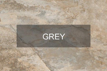 Plumbline Scafell Glazed Porcelain Tile 600x400mm Grey ICPSCGPGY