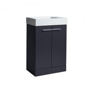 Tavistock K56FST Kobe 56cm Floorstanding Vanity Unit - Grey