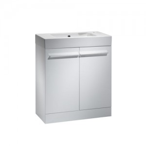 Tavistock K70FW Kobe 70cm Floorstanding Vanity Unit - White