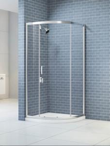 MERLYN KA1OQSE IQ - 1 Door Offset Quadrant Shower Enclosure
