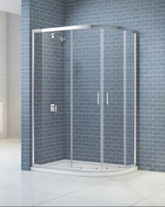 MERLYN KA2OQSE IQ - 2 Door Offset Quadrant Shower Enclosure