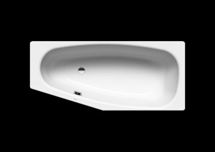 Kaldewei 224800010001 Advantage Mini Bath 1570 x 750mm Left Hand