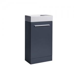 Tavistock KFS45ST Kobe 45cm Floorstanding Vanity Unit - Grey