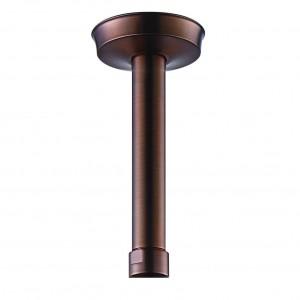Flova KI09-ORB Liberty-Bronze Traditional Ceiling Mounted Shower Arm