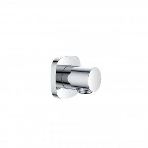 Flova KI122 Brass Wall Outlet Elbow