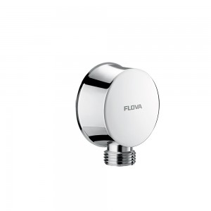 Flova KIL120 Design Wall Outlet Elbow