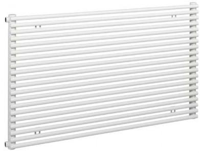 Zehnder KLH058100 Kleo Horizontal Single Panel Radiator 596 x 1000mm 782w Traffic White (Standard)