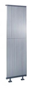 Zehnder KLV180030 Kleo Vertical Radiator 1800 x 297mm 632w Traffic White (Standard)